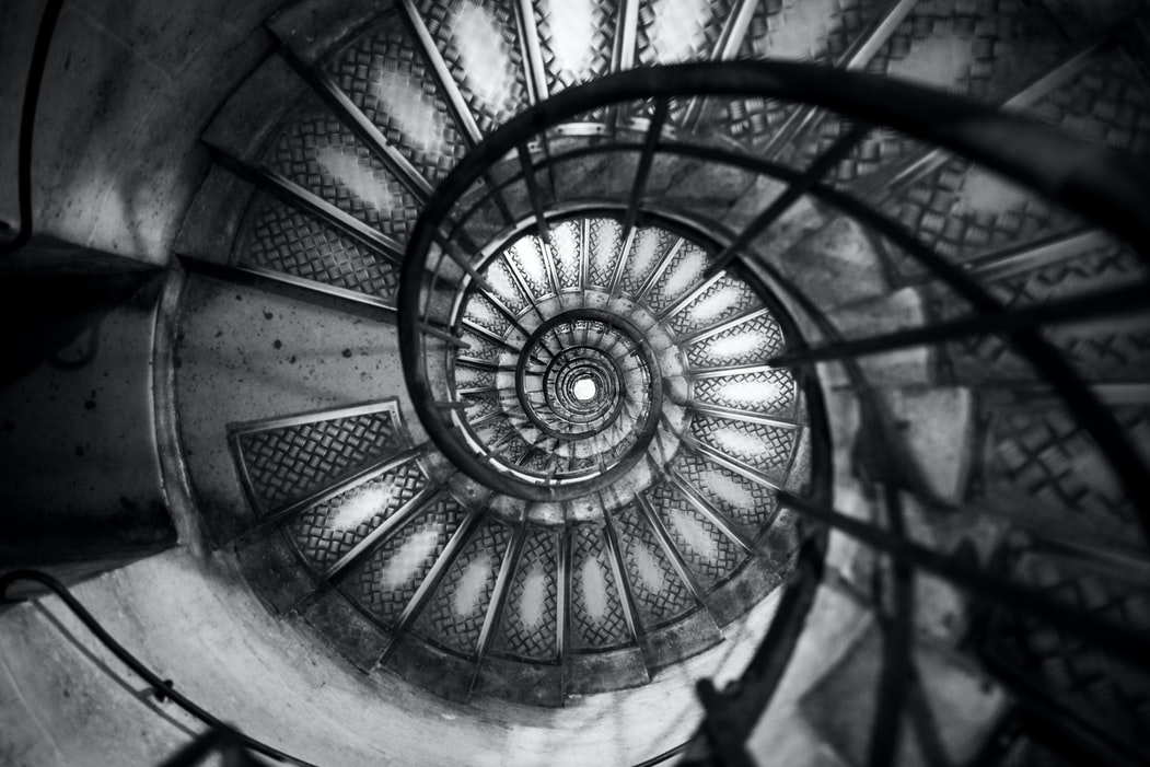 Ch 3: At the Deep -end of my spiral
